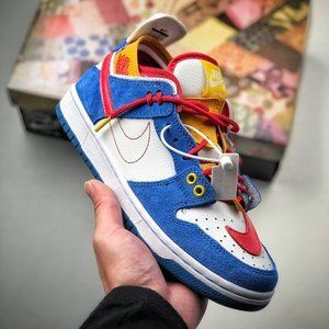 Nike Dunk SB low jingle cat""